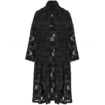 NU Oversized Patchwork Jacket