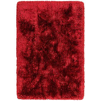 Peluches Shaggy Tapis En Rouge