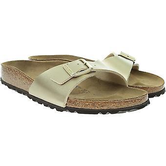 Birkenstock Madrid 1016107GOLD universal kesä naisten kengät