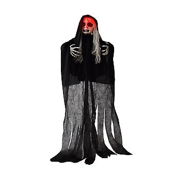 Scream Machine Haunted Girl Halloween Decoration