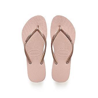 Havaianas Womens slanke platte flip flop