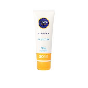 NIVEA Sun kasvojen herkkä Spf50 50 ml Unisex