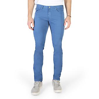 Armani Jeans Original Men Spring/Summer Trouser Blue Color - 58161