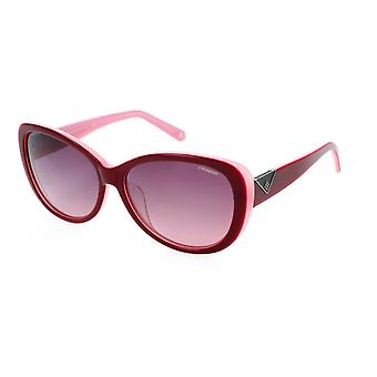 Polaroid Original Frauen Frühling/Sommer Sonnenbrille - rote Farbe 38994