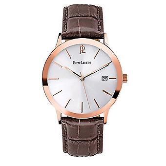 Pierre Lannier Analog quartz men's watch with leather 251C024