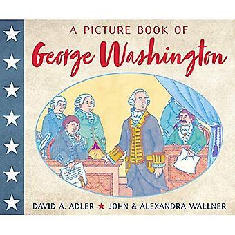 Een prentenboek van George Washington