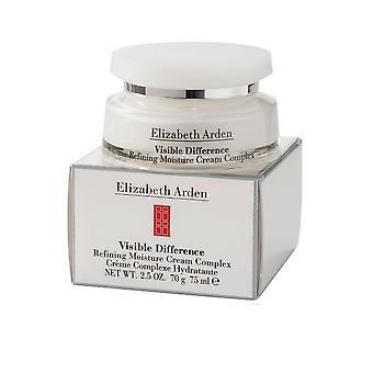 Elizabeth Arden Visible diferencia humedad 75ml Crema complejo de refinación