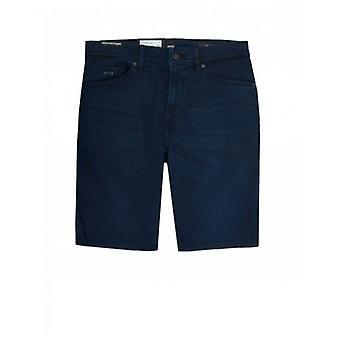 Boss Casual Maine Regular Fit Denim Shorts