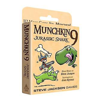 Munchkin 9-Jurassic snark kaartspel