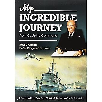 My Incredible Journey: From�Cadet to Command