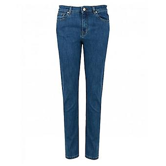 Paul Smith Ps Mid Rise Girlfriend Jeans