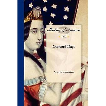Concord Days by Alcott & Amos