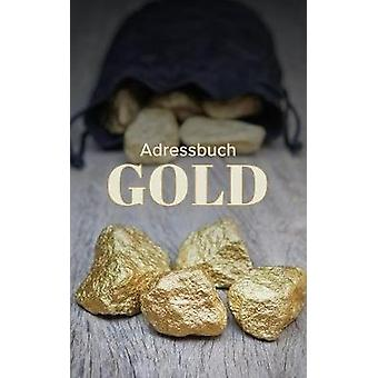 Adressbuch Gold by Us & Journals R
