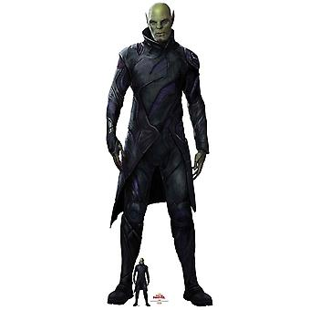 Talos van Captain Marvel Official Cardboard Cutout / Standee / Standup / Standee
