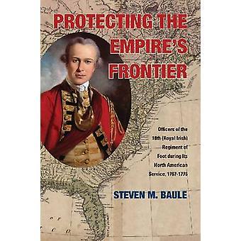 Schutz des Imperiums Frontier - Offiziere des 18. Jahrhunderts (Royal Irish)