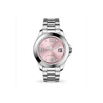 Ice Watch Klocka Unisex ICE stål Classic Ljusrosa SR Medium 016892