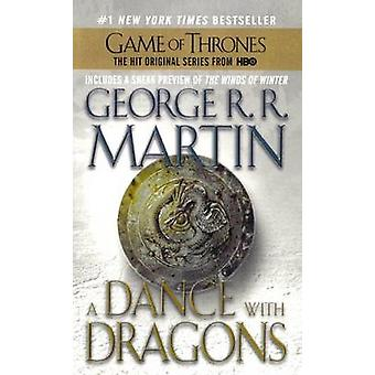 A Dance with Dragons by George R R Martin - 9780606321853 Book