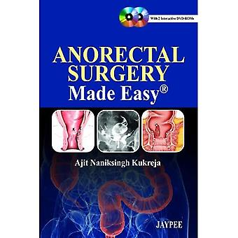 Anorectal Surgery Made Easy