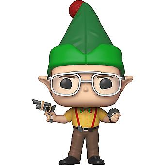 The Office Dwight as Elf Pop! Vinyl