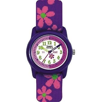 T89022, Timex Youth Time Teacher con Flowers Watch