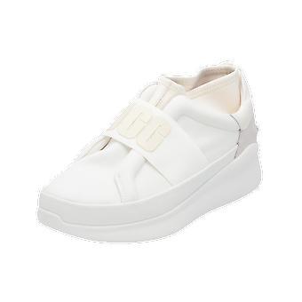 UGG Neutra Sneaker Women's Loafer White Slip-Ons Business Shoes