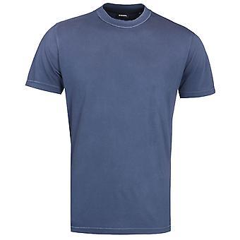 Diesel T-Joey Brok Maglietta Navy T-Shirt