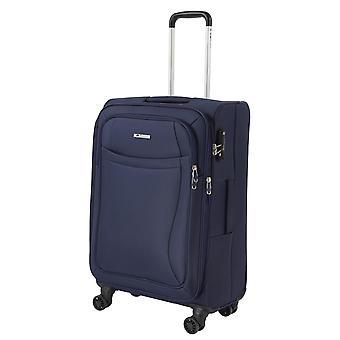 cocoono IPak classico II Trolley M, 4 ruote, 60 cm, 62 L, blu