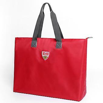 VFB Stuttgart Shopper Beach Bag, Red