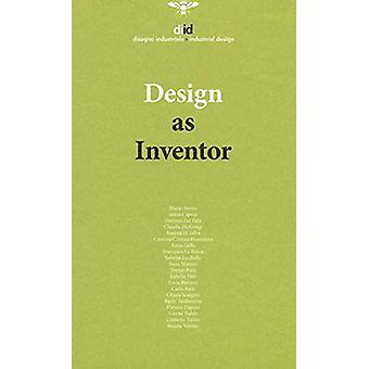 Design as Inventor - DIID 65 by Listlab - 9788832080155 Book