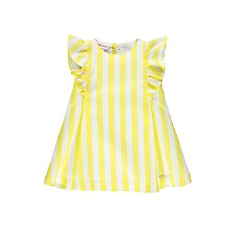 Brums Milano Yellow Striped Dress