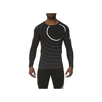 Asics 17 Long Sleeve T Shirt Mens