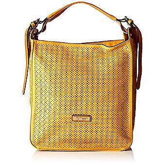 Refresh 83184 - Yellow Women's Shopper (Amarillo) 26x19x99cm (W x H L)