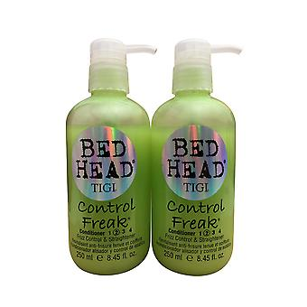 TIGI Bed Head Control Freak Conditioner Frizz Control Lisser Set 8.45 OZ
