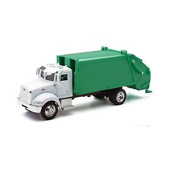 01:43 échelle Norev camion utilitaire, camion à ordures