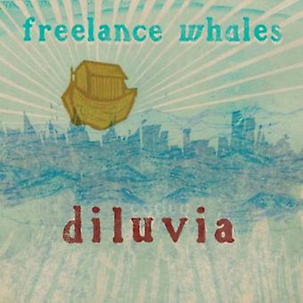 Freelance Whales - Diluvia [CD] USA import