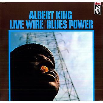 Albert King - Live Wire/Blues Power [Vinyl] USA import
