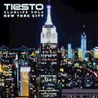 Tiesto - Club Life New York [CD] USA import