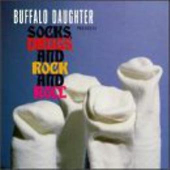 Buffalo Daughter - Socks Drugs & Rock & Roll [Vinyl] USA import