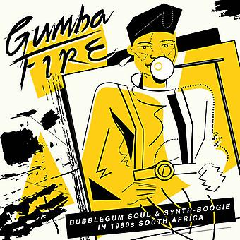 Gumba Fire: Bubblegum Soul & Synth Boogie in 1980s - Gumba Fire: Bubblegum Soul & Synth Boogie in 1980s [CD] USA import