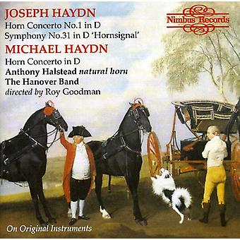 J. Haydn - Haydn: Horn Concertos [CD] USA import