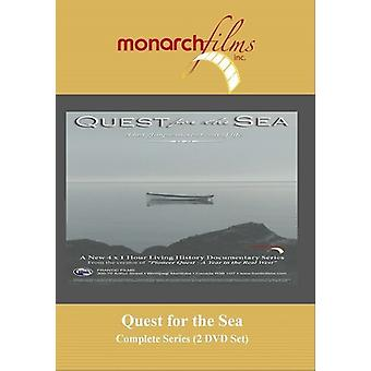 Quest for the Sea: Complete Series [DVD] USA import