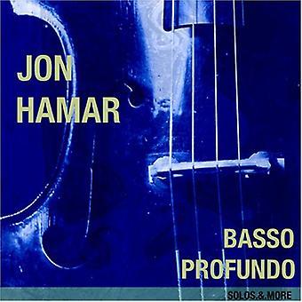 Jon Hamar - Basso Profundo: Solos & More [CD] USA import