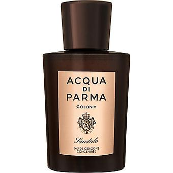 Acqua di parma colonia sandalo eau de colônia concentree spray natural 180ml