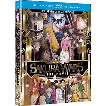 Importación de USA de Sakura Wars [BLU-RAY]