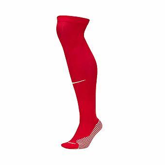 2020-2021 Atletico Madrid Nike Home Socks (Red)