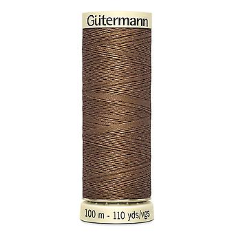 Gutermann Sew-all 100% Polyester Thread 100m Hand and Machine Colour Code  - 180