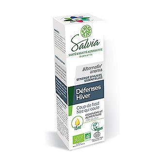 Biologisch alternatief 15 ml olie