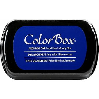 Clearsnap ColorBox Archival Dye Ink Full Size Moody Blue
