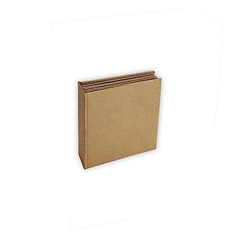 Album de cartón 11.5x11.5cm (KC77)