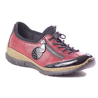 Rieker N326802 אוניברסלי כל השנה נעלי נשים